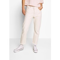 Levi's® 501® CROP Jeansy Straight Leg neutral ground LE221N05X