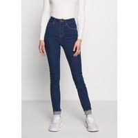 Nudie Jeans HIGHTOP TILDE Jeansy Skinny Fit light navy NU221N020