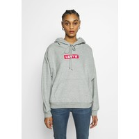 Champion HOODED Bluza z kapturem mottled light grey