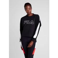 Fila Bluza black/bright white 1FI41G00K
