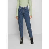 Weekday LASH Jeansy Relaxed Fit standard blue WEB21N02I