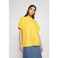 Won Hundred BROOKLYN EXCLUSIVE T-shirt z nadrukiem yolk yellow WO321D013