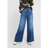 CLOSED WIDE Jeansy Relaxed Fit blue denim CL321N06E