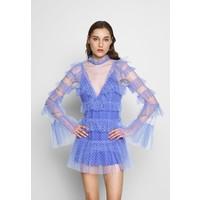 Alice McCall TOKYO MINI DRS Sukienka letnia violet AM921C01D