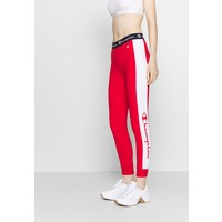 Champion PANTS Spodnie treningowe red C7641E03N