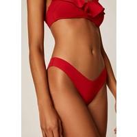 OYSHO Dół od bikini red OY181I0B2