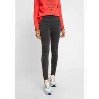 Vero Moda VMSOPHIA BIKER PANT Jeansy Skinny Fit medium grey denim VE121N0J2