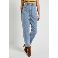 Levi's® HIGH LOOSE TAPER Jeansy Relaxed Fit middle road LE221N07O