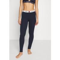 Tommy Hilfiger LEGGING Spodnie od piżamy navy blazer TO181O01S