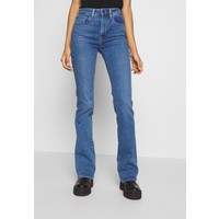 Levi's® 725 HIGH RISE BOOTCUT Jeansy Bootcut blue denim LE221N07C