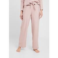 AMOSTYLE LOOSE PANTS Spodnie od piżamy light pink AMH81O00A