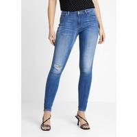 ONLY ONLKENDELL REG ANKLE Jeansy Skinny Fit medium blue denim ON321N10B