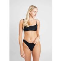 Cotton On Body SCOOP CROP SET Bikini black C1R81L002