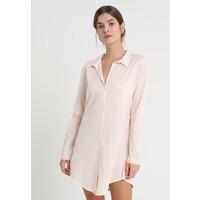 Hanro DELUXE NIGHTDRESS Koszula nocna crystal pink 2HA81B00B