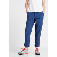 The North Face INLUX CROPPED PANT Spodnie materiałowe blue wing teal TH341E02D