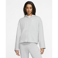 Nike Sportswear Damska bluza z kapturem i zamkiem na całej długości CJ3752