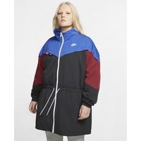 Nike Sportswear Damska bluza dresowa z tkaniny (duże rozmiary) CT0615