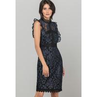 Monnari Wieczorowa koronkowa sukienka 19Z-DRE4230-K013