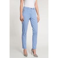 Quiosque Niebieskie spodnie z prostą nogawką 3JS003800