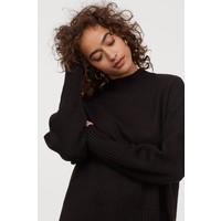 H&M Sweter 0852523003 Czarny