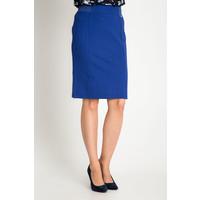 Quiosque Kobaltowa spódnica z gumką w pasie 7GI003801