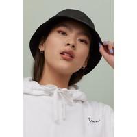 H&M Bluza z kapturem 0715624040 Biały/Love