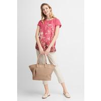 Quiosque Różowa bluzka w złote kwiaty 2HD002514