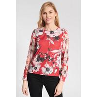 Quiosque Czerwona bluzka w duże kwiaty 1II016514