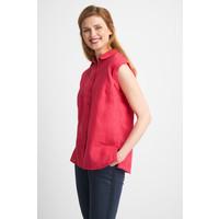 Quiosque Malinowa bluzka koszulowa z guzikami 2HD001501