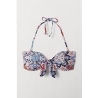 H&M Góra od kostiumu 0698255003 Niebieski/Paisley