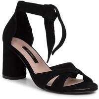 Sandały Gino Rossi 986-01 Czarny