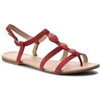 Sandały Jenny Fairy WS14239-11 Czerwony