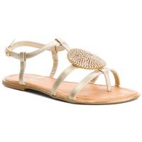 Sandały Jenny Fairy WP01-1602 Złoty