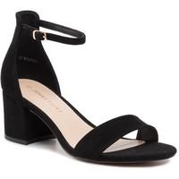 Sandały Jenny Fairy WYL2114-1 Czarny