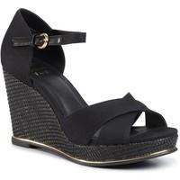 Sandały Jenny Fairy LS5242-01 Czarny