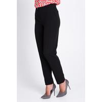 Quiosque Eleganckie czarne spodnie w kant 3EB014299