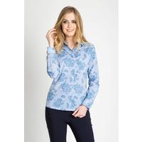 Quiosque Koszula w niebieskie kwiaty 2FF008801