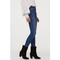 H&M Embrace High Ankle Jeans 0687704015 Niebieski denim