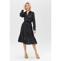 Monnari Plisowana sukienka midi FEM-20W-DRW65183-K99X