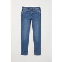 H&M Super Skinny Jeans 0673900001 Niebieski denim