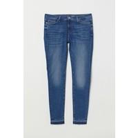 H&M H&M+ Shaping Skinny Jeans 0624257028 Niebieski denim