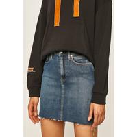 Calvin Klein Jeans Spódnica jeansowa 4901-SDD0AO