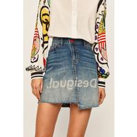 Desigual Spódnica jeansowa 4901-SDD022