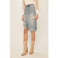 ANSWEAR Answear Spódnica jeansowa -100-SDD024