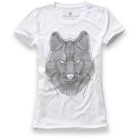 Underworld Koszulka UNDERWORLD Ring spun cotton Dash wolf