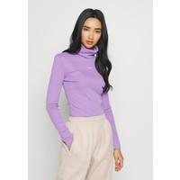 WRSTBHVR TURTELNECK LONGSLEEVE AVERY Bluzka z długim rękawem purple WR821D009