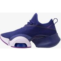 Nike Performance AIR ZOOM SUPERREP Obuwie treningowe regency purple/barely grape/black/voltage purple/persian violet N1241A0WV