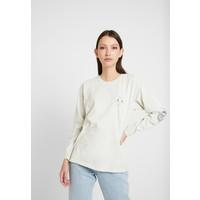 BDG Urban Outfitters SKATE GRAPHIC TEE Bluzka z długim rękawem ecru QX721D017