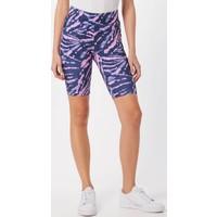 Urban Classics Spodnie 'Ladies Tie Dye Cycling Shorts' UCL0831001000001