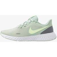 Nike Performance REVOLUTION 5 Obuwie do biegania treningowe pistachio frost/barely volt/smoke grey N1241A0VO